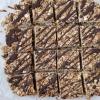 Cómo hacer barras de granola saludables del chocolate