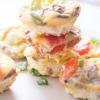 Cómo hacer Healthy Egg Muffin Copas