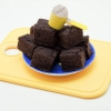 Cómo hacer Brownies proteína saludable baja en carbohidratos