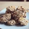 Cómo hacer harina de avena saludable desayuno Galletas