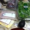 Cómo hacer Rolls saludable para el almuerzo