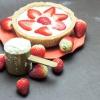 Cómo hacer Strawberry saludable proteína Pie