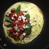Cómo hacer Saludable Veggie Relleno tortilla
