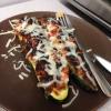 Cómo hacer Saludable calabacín pizza