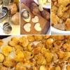 Cómo hacer patatas asadas horno en forma de corazón