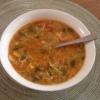 Cómo hacer sopa de verduras caluroso