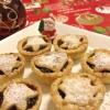 Cómo hacer caseros Navidad mantequilla Mince Pies