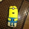 Cómo hacer las galletas hechas en casa con un diseño Minion