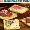 Cómo hacer casera Pop Tarts