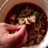 Cómo hacer casera sopa Ramen