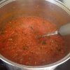 Cómo hacer casera de tomate Pasta Sauce
