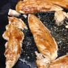 Cómo hacer glaseado con miel de pollo