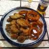 Cómo hacer alas miel-limón-pimienta pollo