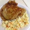 Cómo hacer Honeyamon Pancakes