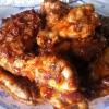Cómo hacer alas de pollo picante y caliente