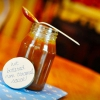 Cómo hacer mantequilla caliente ron salsa de caramelo
