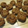 Cómo hacer galletas de cacao caliente