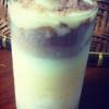 Cómo hacer helado de cacao Postre de estilo tailandés (O Dib)