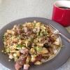 Cómo hacer Impromptu Desayuno Hash