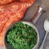 Cómo hacer Indian Style Espinacas