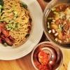 Cómo hacer de Indonesia Styled Bakmie Con Bakso sopa