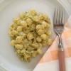 Cómo hacer italiana ñoquis con calabacín