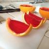 Cómo hacer Jello Naranjas