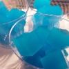 Cómo hacer cubos Shot Jello