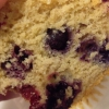 Cómo hacer Muffins Berry Jumbo