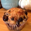 Cómo hacer Jumbo enteros Muffins Blueberry trigo