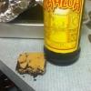 Cómo hacer Kahlúa Brownies
