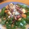 Cómo hacer Kale Caesar ensalada con aderezo hecho en casa