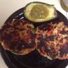Cómo hacer Kale Salmón-Cake Benedicto