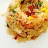 Cómo hacer Kid Friendly arroz frito