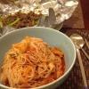 Cómo hacer Kimchi y Noodle Bowl