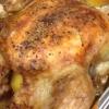Cómo hacer limón y tomillo Pollo asado
