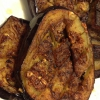 Cómo hacer suculento Frito Ajo Berenjena