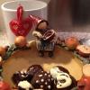 Cómo hacer chocolate líquido Centrado
