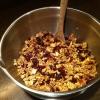 Cómo hacer Cranberry Baja Azúcar Almond Coconut Granola