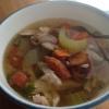 Cómo hacer magia Sopa de Pollo