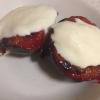 Cómo hacer Ciruelas arce con yogur griego
