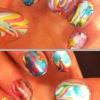 Cómo hacer que las uñas de mármol
