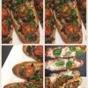 Cómo hacer pizza de la carne
