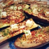 Cómo hacer Microondas berenjena y queso Fetta