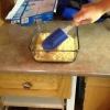 Cómo hacer Cuadrados Microondas Rice Krispies