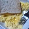 Cómo hacer para microondas Huevos Revueltos