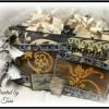 Cómo hacer Mini Álbum De Caja de cartón