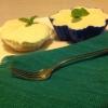 Cómo hacer pasteles de queso Mini Limón