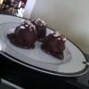 Cómo hacer de menta, caramelo, malvavisco, trufas de chocolate