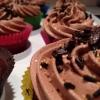 Cómo hacer Mocha Cupcakes